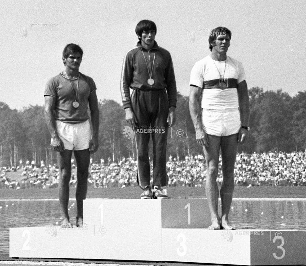 Ivan Patzaichin Jocurile Olimpice